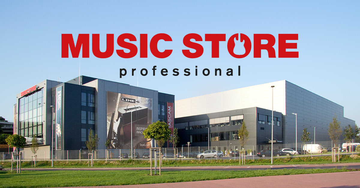 Online Shop for Music Instruments | MUSIC STORE professional