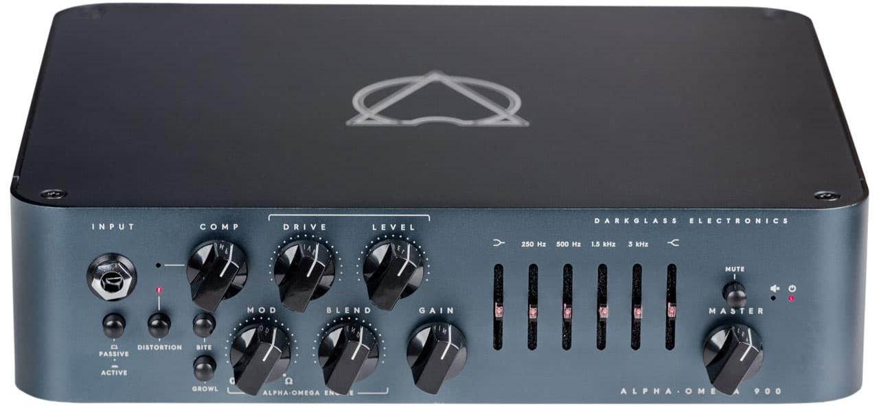DARKGLASS ELECTRONICS Alpha ∙ Omega 900