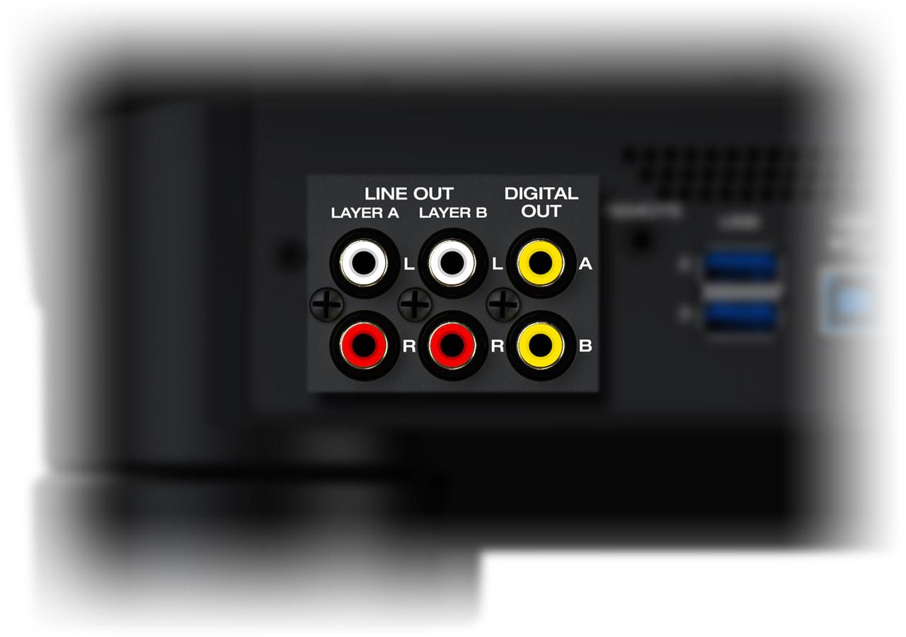 Denon DJ - SC6000 PRIME / Dual-Layer Playback