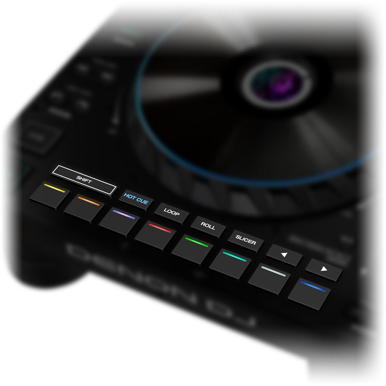 Denon DJ - SC6000 PRIME / Performance Pads mit exzellenter Ansprache