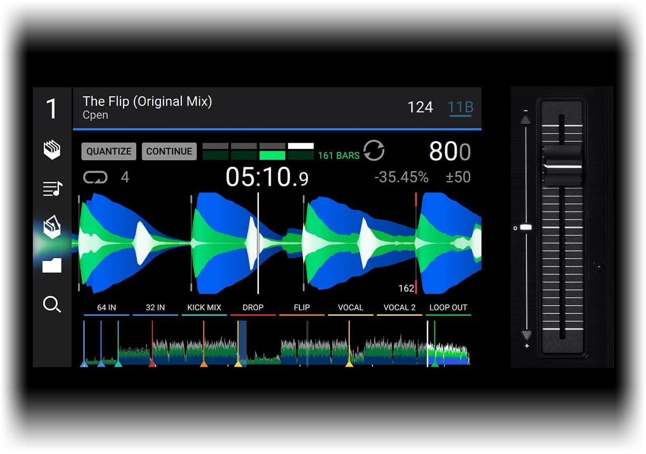 Denon DJ - SC6000 PRIME / Klassenführendes Timestretching