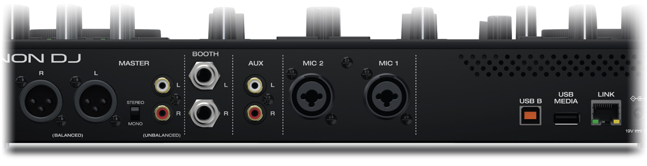 Denon DJ - Prime GO / calidad de audio profesional y conectividad
