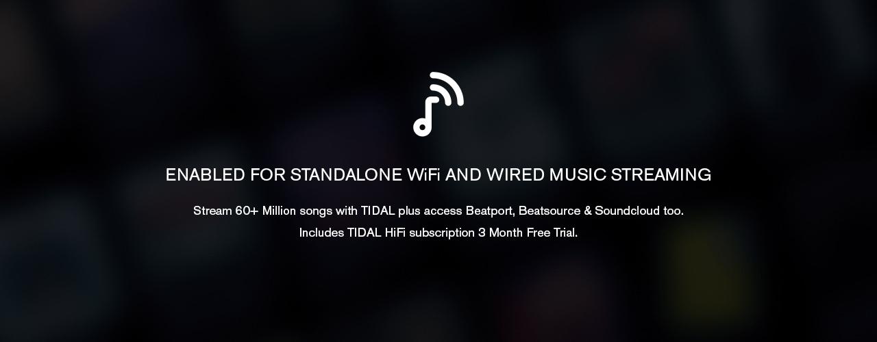 Denon DJ - Prime GO / música en streaming