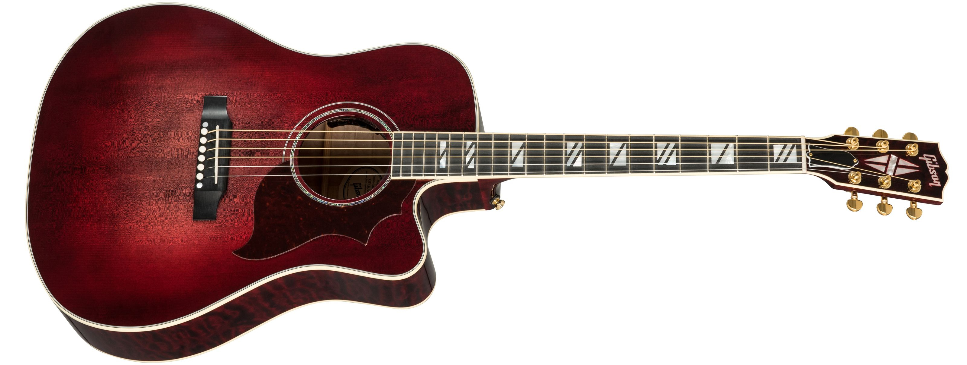 Gibson Hummingbird Chroma 2019 Black Cherry
