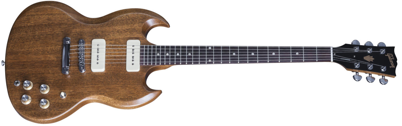 Gibson SG Naked 2016 Limited Walnut Gloss - station music