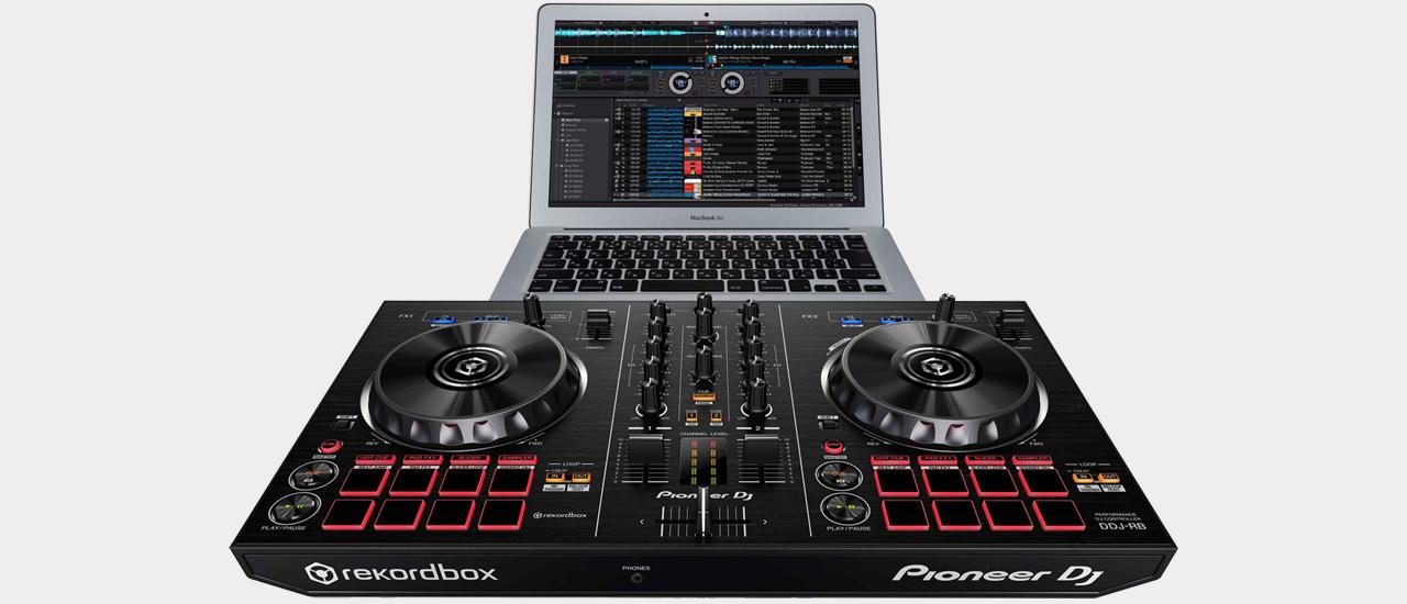 Pioneer DJ DDJ-RB B-Stock | MUSIC STORE professional | en-TR