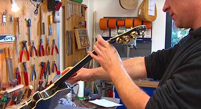 Guitar Inspection